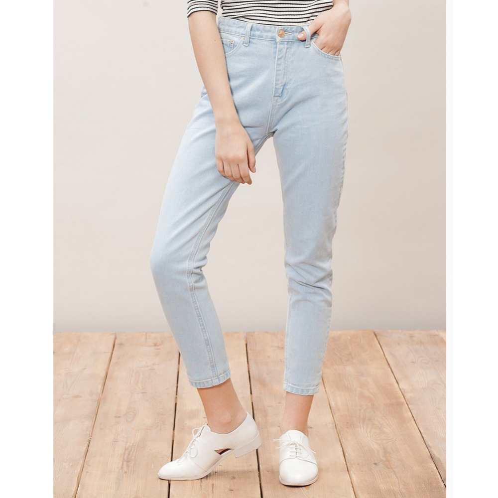 Women Casual Vintage Boyfriend High Waist AA Street Harem Pants Dark Light Blue Loose Female Denim Baggy Jeans Plus SizeОдежда и ак�е��уары<br><br><br>Aliexpress