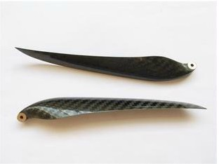 F05807 13*8 1380 149.3mm Carbon Fiber Folding Propeller Prop for Aircraft Airplane Multi-Copter + FS<br><br>Aliexpress