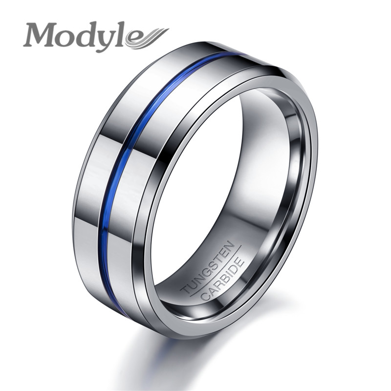 Online Buy Wholesale Mens Wedding Bands Tungsten Carbide From China Wholesalers