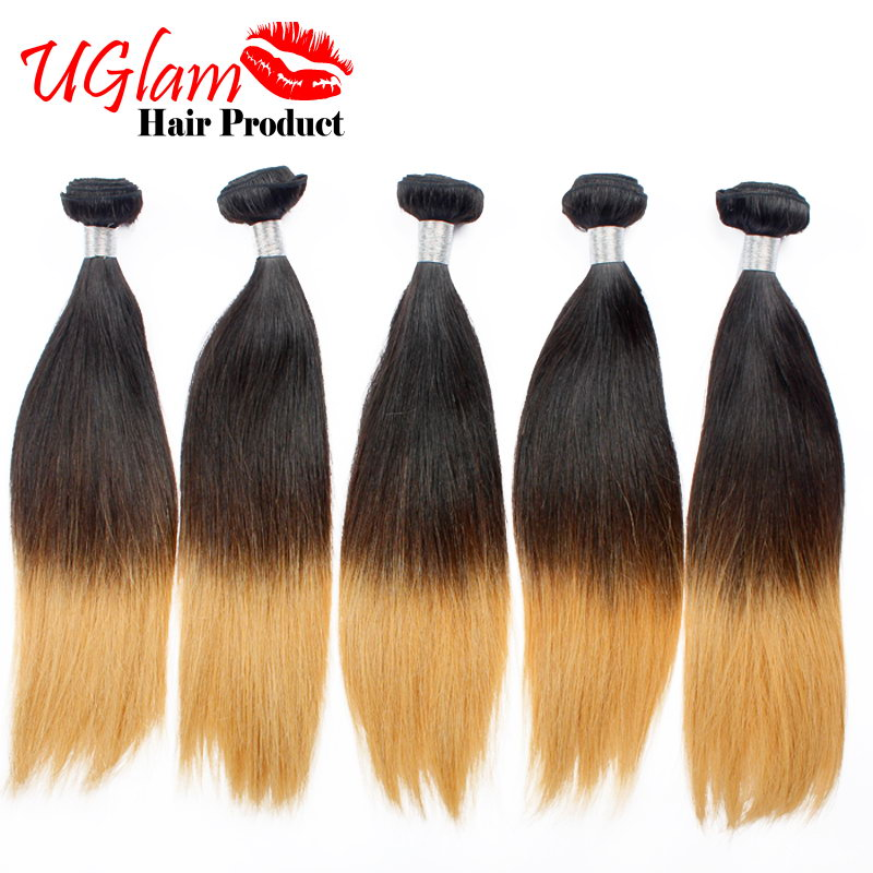 10 Bundles Ms lula hair Ombre European Virgin Hair Straight Ombre Hair Extensions glam Human Hair Weave cheap wholesale price<br><br>Aliexpress