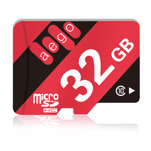 AEGO Micro SD Card 32GB Class10 UHS-1 Max Read 90MB/S Flash Memory Card TF Card For Smartphone Tablet Camera(China)