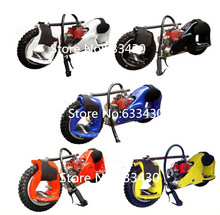 no chain Propulsion mode 49cc Gas powered skateboard Gas scooter skateboard weight 23kg Free shipping!!(China)