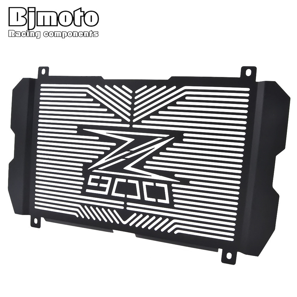 BJMOTO For Kawasaki Z900 2017 Motorcycle Radiator Grille Guard Radiator Grille Cover Protector High Quality Stainless Steel <br>