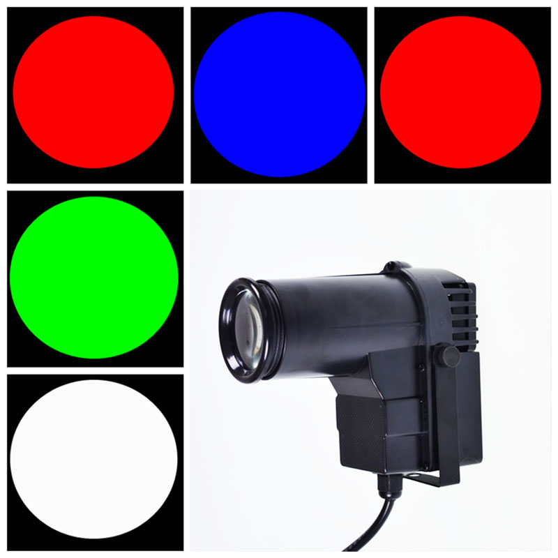 15W 6 Channel DMX512 Sound Control Auto-play RGBW Color Changing Beam LED Stage Light Lamp for Disco KTV Club AC90-240V<br>