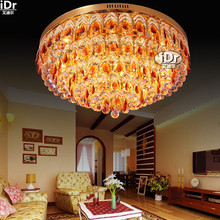 Traditional golden living room lamp home lighting lamps bedroom with hall lights Ceiling Lights Lmy-0132(China)