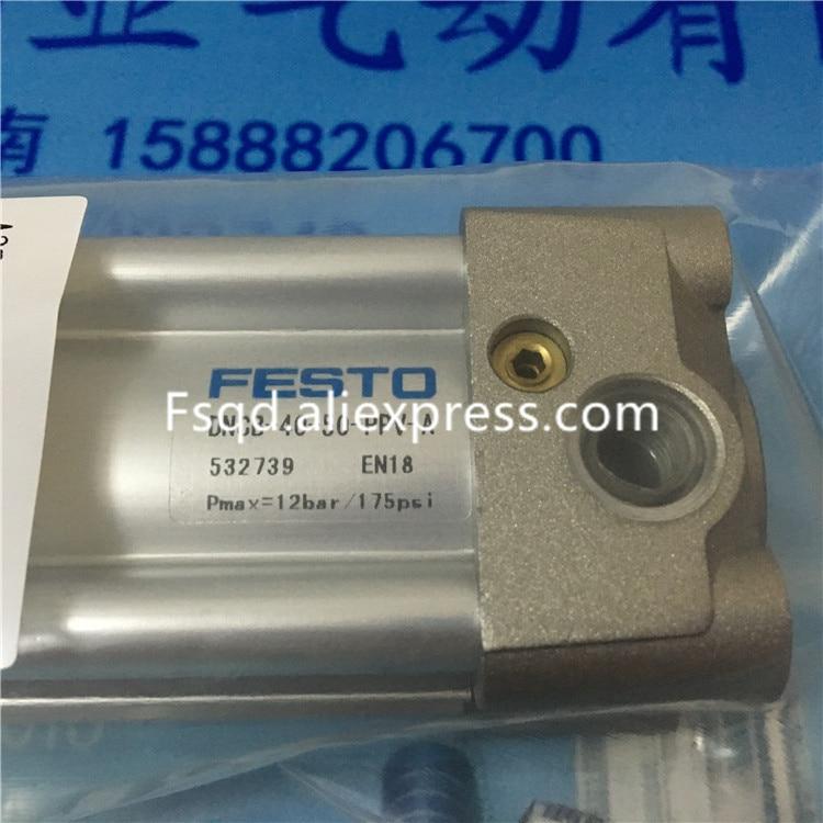 DNCB-40-125-PPV-A DNCB-40-150-PPV-A DNCB-40-175-PPV-A DNCB-40-200-PPV-A DNCB-40-250-PPV-A FESTO cylinder<br>