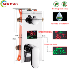 Buy Triple Mixer Valve Thermostatic Faucet Cartridges 2-3 Ways Mixer Valve Bathroom Shower Faucet Set for $69.37 in AliExpress store