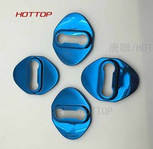 Door Lock Decoration Protection Cover case FOR MAZDA CX 5 CX-5 cx5 Mazda 3 mazda 6 323 car styling - EHOTTOP store