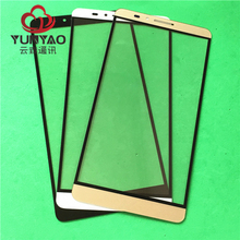 YunYao Replacement LCD Front Touch Screen Glass Outer Lens For Huawei mate 7(China)