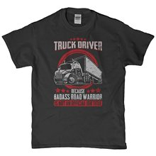 GILDAN T Shirt Discount 100 % Cotton T Shirt For Men's - Funny Truck Driver Shirt
