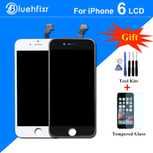 Bluehfixr A+++ Quality LCD for iPhone 6 LCD Display Touch Screen Digitizer Assembly Replacement For iPhone 6 LCD Screen(China)