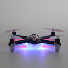 Buy super mini rc drone 668Q6 2.4g 4ch remote control rc quadcopter helicopter 360 degree flips led light rc toy gifts VS X11C for $45.36 in AliExpress store