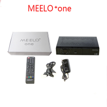 Best selling strong full HD satellite tv receiver MEELO one 750 DMIPS Processor Linux Operating System MEELO UNO MEELO  UNO2