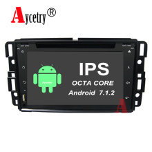 Aycetry!IPS HD Screen!For GMC/Chevrolet Express Octa 8 core 2G RAM 32 ROM 2 din Android 7.1.2 Car DVD GPS Radio player stereo BT(China)