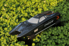 M380 RTR Fiber Glass Electric Racing Speed Boat RC Boat W/Remote Control/Brushless Motor/ESC Black
