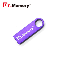 Dr.memory Pen Drive 32gb usb flash drive 16g U Disk metal 8gb USB flash drive purple 4gb USB Stick aluminium wholesale OEM stick