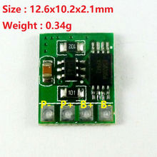 3.7V 4.2V 3A Li-ion Lithium Battery Charger Over Charge Discharge Overcurrent Protection Board for 18650 TP4056 DD05CVSA(China)