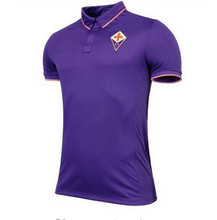 Free shipping!! 2016 New Fiorentina shirt best quality casual shirts Best Quality 2017 Fiorentina shirt Fashion casual shirts