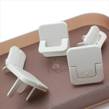 12PCS Baby Safety Cap Plastic Outlet Cover Prevention Safety Power Socket Cap Prevent To Get An Electric Shock Brand Baby Stuff