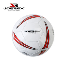 JOEREX Pro Soccer Ball Standard Size 5&Weight Sparking PVC Machine Sewn Traditional Football Ball(China)