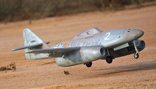 Freewing ME262 twin 70mm EDF rc jet airplane model