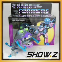 [Show.Z Store] 4th Party Transformation G1 Sharkticon Re-issue Brand NEW COLLECTION MISB Toys & Gifts