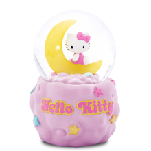 JARLL Hellokitty moon crystal ball is placed his girlfriend on valentine's day the girl children's birthday present