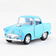 Kinsmart 1955 Classic Car Model Toy, Alloy & ABS Vintage Cars, Miniature Collectible Vehicle For Boys, Kids Toys, Juguetes Gift