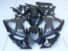 Motorcycle Fairing kit for SUZUKI GSXR600 750 K6 06 07 GSXR 600 GSXR 750 2006 2007 Gloss&matte black Fairings set+7gifts SC53