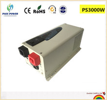 Facory sell  Off-grid low frequency UPS   3000w solar power inverter with LCD display ,new design !