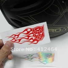 die- cut adhesive sticker,logo print transparent,helmet transfer printing stickers(China)