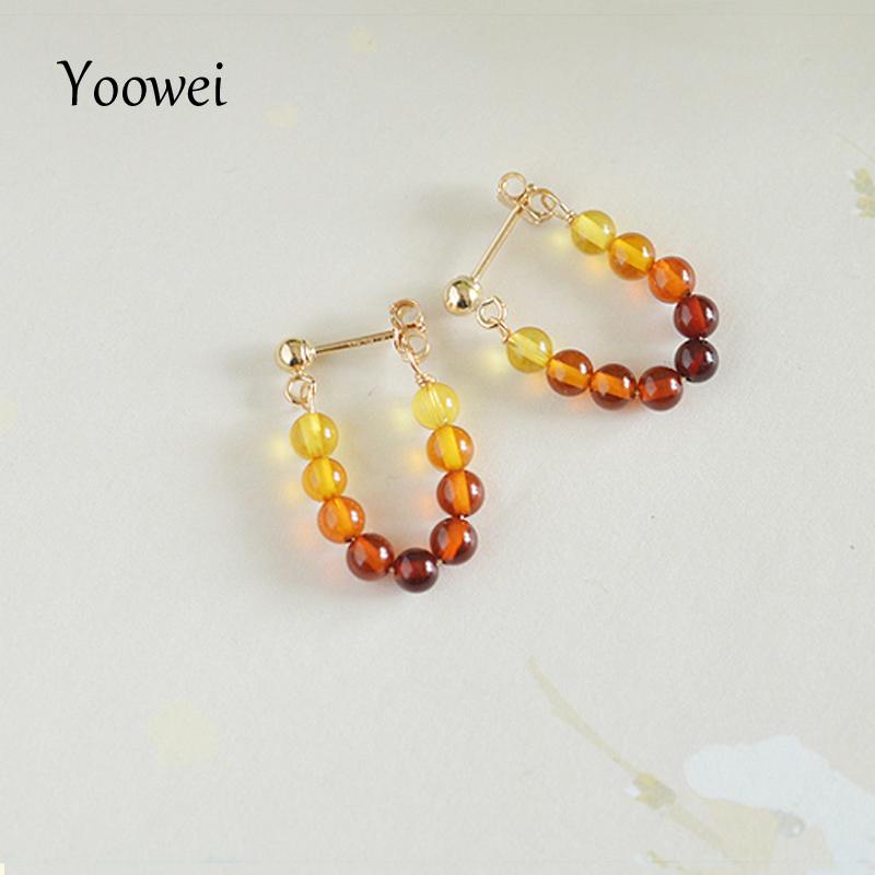 earrings amber (3)