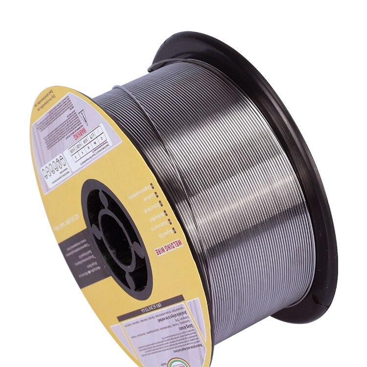 Gasless Flux Core Welding Wire E71T-GS 71TGS 0.8/0.9/1.0/1.2mm(0.03/0.035/0.04/0,045) Carbon Steel Flux Cored Welding Wire<br>