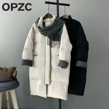 Fashion Ladies Warm Coats 2017 Winter Coat Women Parka Long Thick Slim Womens Coats Jackets Outerwear