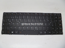 Laptop Keyboard For Lenovo Yoga 2 pro 13 German GR HMB8110TLA04 25212831 25212862 PK130S91A19 Without frame With Backlit black(China)