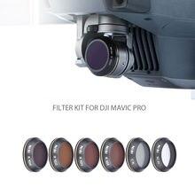 Светофильтр nd8 mavic pro недорогой козырек от солнца phantom напрямую с завода