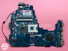 NOKOTION K000112420 PWWAA LA-6841P Mainboard for TOSHIBA Satellite C660 laptop motherboard DDR3 GL40 & free CPU