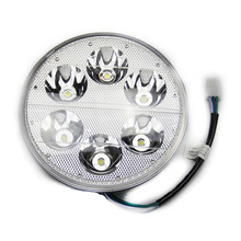 shipping 15W 50000hours long life Motorcycle led Head light headlamp universal used motorbike,ATV
