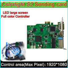 Colorlight  iT7 Sending Card replacement product S2,P3/P4/P5/P6/P7.62/P10/P16/P20 Full-color LED display module sending card