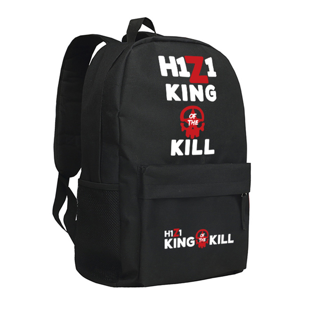 2018 PLAYERUNKNOWNS BATTLEGROUNDS Backpack H1Z1 School Bag for Students<br>