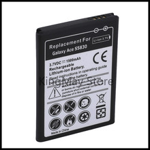High Quality EB494358VU Replacement Bateria Battery for Galaxy Ace S5830 GT-S5830 S5830i i569 i579 s5670 battery