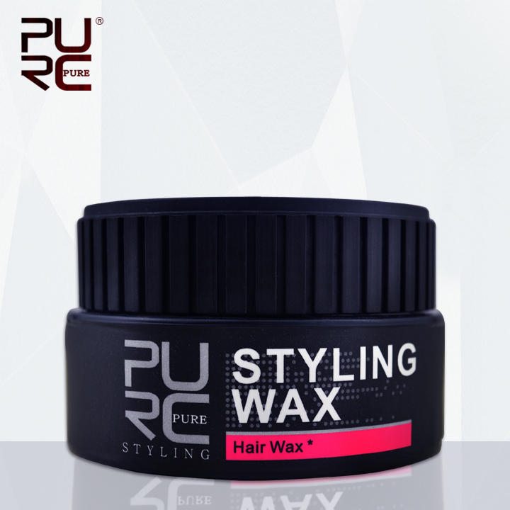 Hair styling tools Hair gel 90g professional best quality hair wax free shipping wax for hair styling products waxes<br>