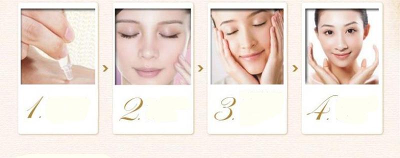 1PCS Collagen Liquid Face Cream Anti Aging Collagen Serum Anti-Fine-lines Whitening Cream Skin Care Moisturizing Renew Face Care 12