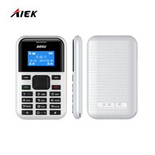 Newest AIEK C8 AEKU C8 PK AIEK/AEKU C6 MP3 Play Low Radiation Long Standby Replacement Phone Old Man Pregnant Women Student