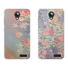 Buy lenovo a319 Case,Silicon Vivid flowers Painting Soft TPU Back Cover lenovo a319 Phone protect Bags shell for $1.49 in AliExpress store