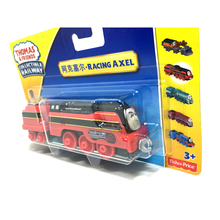 x157 New Diecast 1:64 Metal thomas and friends Racing Axel Tank Engine take Along Train toy with hook for children toy gift(China)