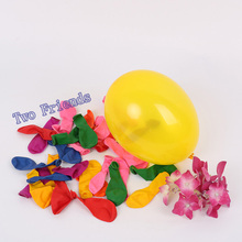 3000pcs/lot water balloons GunTarget Apple Ball swimming Songkran Festival supplies balloons wedding birthday party decorations