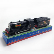 x088 Electric Thomas and friend Douglas with one carriage Trackmaster engine Motorized train Chinldren kids toys with package