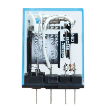 24V DC Relay Omron MY2NJ 5A 8Pin DPDT 27.6*21.5*34mm