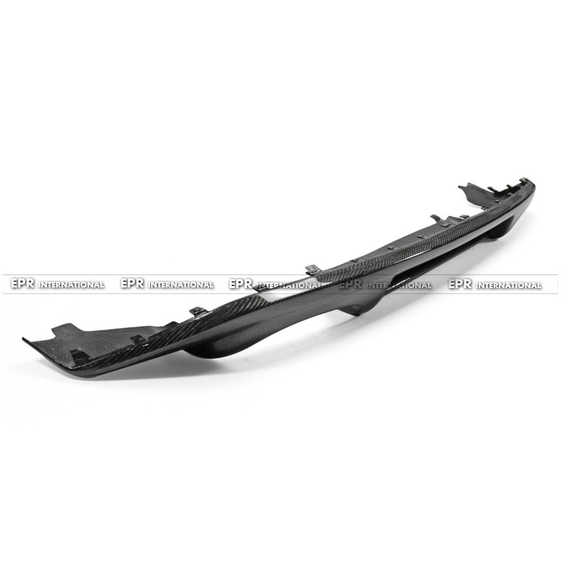 VW Scirocco (Facelifted) OEM Rear DIffuser CF(5)_1